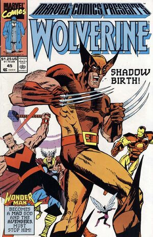 Marvel Comics Presents Vol 1 45