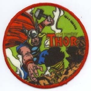Merchandise-patch simonson
