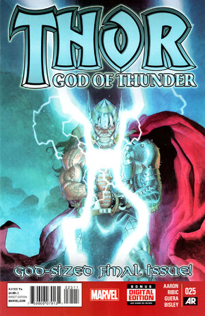 Thor God of Thunder Vol 1 25
