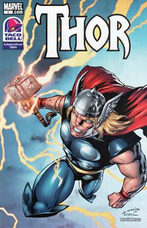 Thor Taco Bell Vol 1 1