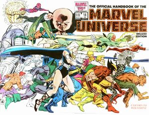 Official Handbook of the Marvel Universe Vol 2 14