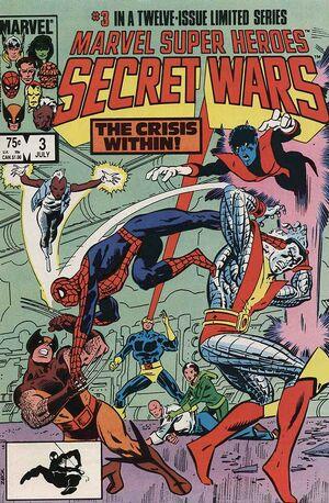 Marvel Super Heroes Secret Wars Vol 1 3