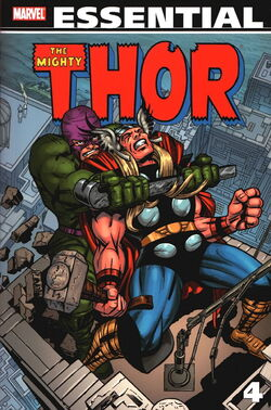 Essential Thor Vol 1 4