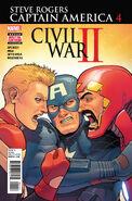 Captain America Steve Rogers Vol 1 4