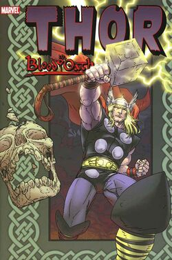 Thor Blood Oath HC Vol 1 1
