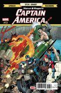 Captain America Steve Rogers Vol 1 13