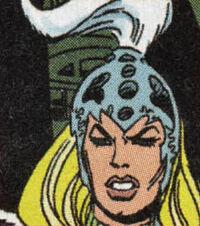 Freya Njordsdottir (Earth-616)