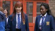 Zoe and anishia