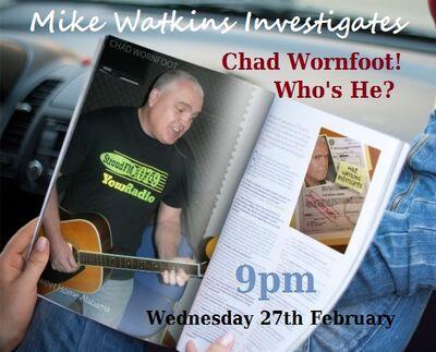 Chad Wornfoot Who's He