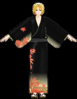 Sora kimono by hzeo