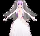Yukari Yuzuki Wedding dress (Uri)