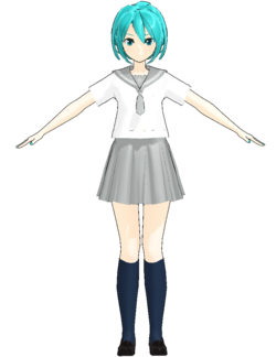 Miku Sailor by Hatuki