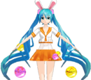 Miku Hatsune Summer clothes (Uri)