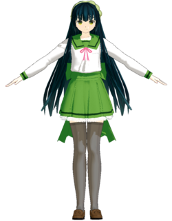 Zunko Sailor by Hatuki
