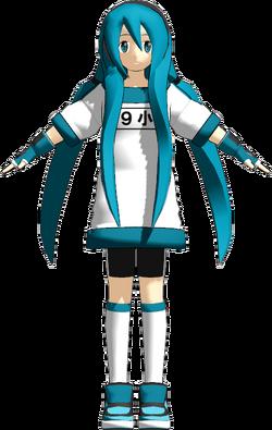 Miku Hatsune 9 by Yamato