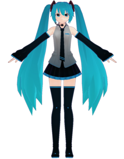 Miku Gen3 by Miku-chan-Love