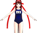 Kiku Juon School Swimsuit (Sosou)