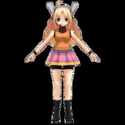 Luna Amane (Nanami) 22