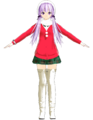 Yukari Christmas red version by Hatuki.png