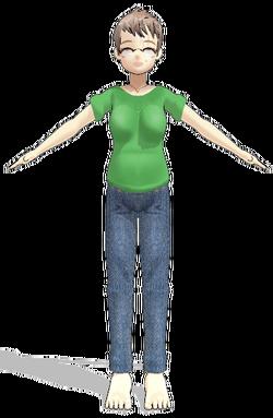 Self model byMole