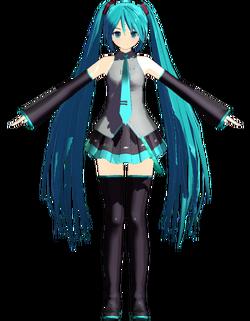 Miku ID 2nd by Hatuki