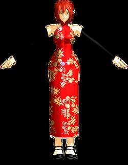 MEIKO China dress by Mio-nee
