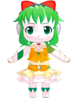 Gumi animal by Aoi Tatsuike