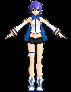 Kaiko shorts by Narita