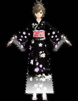 MEIKO kimono by Redstone