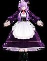 Yukari maid by Uri.png