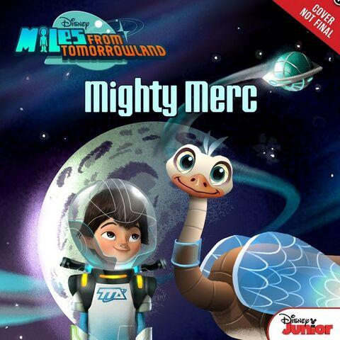 File:'Mighty Merc' - Non-Final Cover.jpg