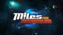 Miles From Tomorrowland Logo