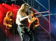 Miley Cyrus - Gypsy Heart Tour - São Paulo 06