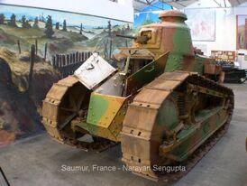 Ft 17 tank 002