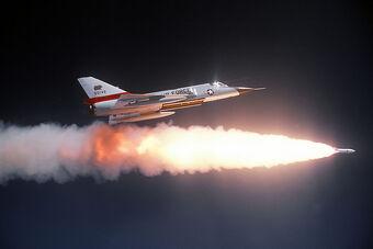 800px-Convair F-106A Delta Dart 1
