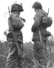 West German FN FAL