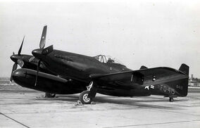 F-82F Twin Mustang 1