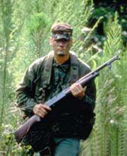 U.S. Army Winchester Model 1200 Shotgun, Vietnam.