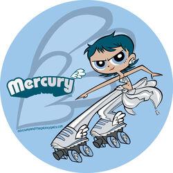 Mercury by fyre flye