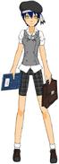 Schoolgirl Blanky