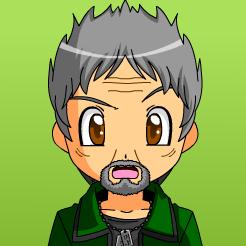 Benedict.animeface