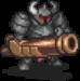 Black Cannon Armor