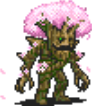 Large Blossoming Treant