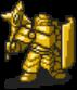 Gold Armor Enemy