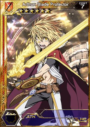 Arthur - Blade Protector (SR+) m