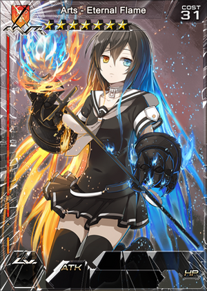 Arts - Eternal Flame m