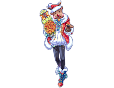 Christmas Riod