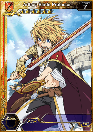 Arthur - Blade Protector (SR+) 1