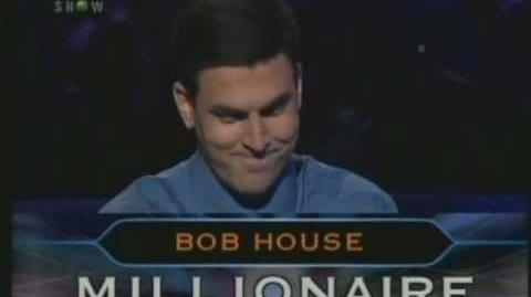 Bob House's Million Dollar Question - Who Wants to be a Millionaire Classic Format