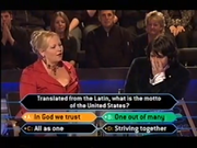 JL Million Pound Question 1
